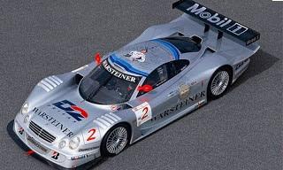 6 Legendary Race Cars