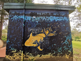Springwood Street Art | Isaac Shelley