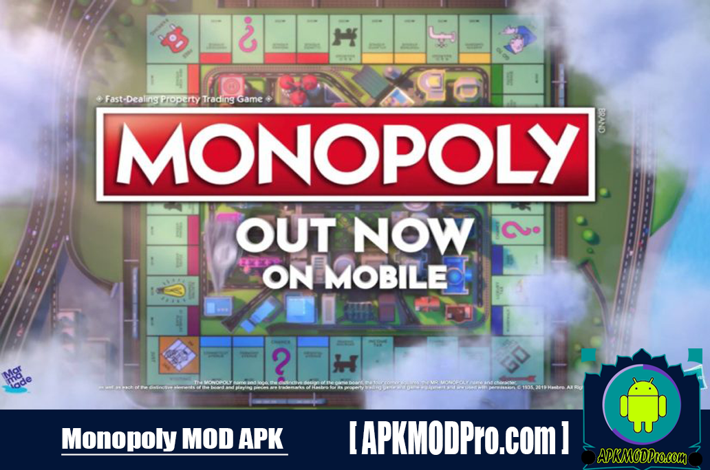 Download Monopoly MOD APK 1.0.8 (MOD Paid, Unlocked All) For Android