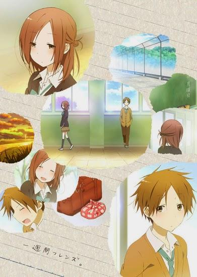 Isshuukan Friends Serie Completa