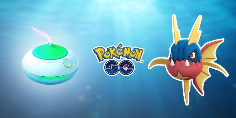 Dia de Incenso Carvanha Pokémon GO