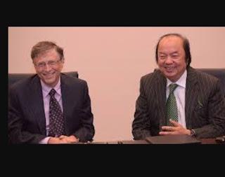 Tahir dan Bill Gates (Berbuat Baik Tanpa Ingin Terlihat)