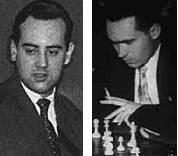 Los ajedrecistas Ponce y Ridameya
