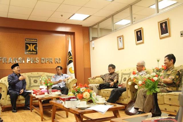 Fraksi PKS Komitmen Advokasi Perbaikan Regulasi UU Penyiaran