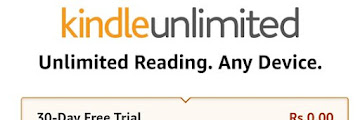 Amazon Kindle Unlimited Subscription Offer | 30 Days Free Trial