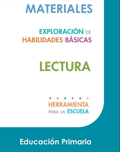 Materiales para Sisat Primaria - Lectura, Producción de Textos y Calculo Mental