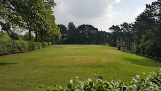 Pitch & Putt course at Peasholm Park in Scarborough
