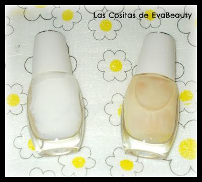 Vaciando cajones esmaltes de uñas