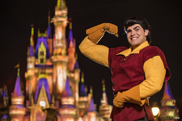 Magic Kingdom Park 2020 Disney Villains After Hours Gaston