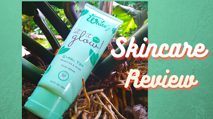 Review Everwhite Green Tea Clay Mask