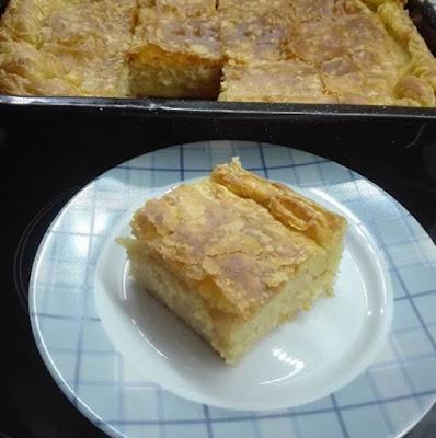 Γαλατόπιτα με φύλλο σφολιάτας, Kalli's blog