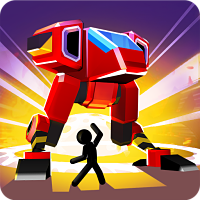 Tải Game Stickman War Machine Hack Free Shop Cho Android