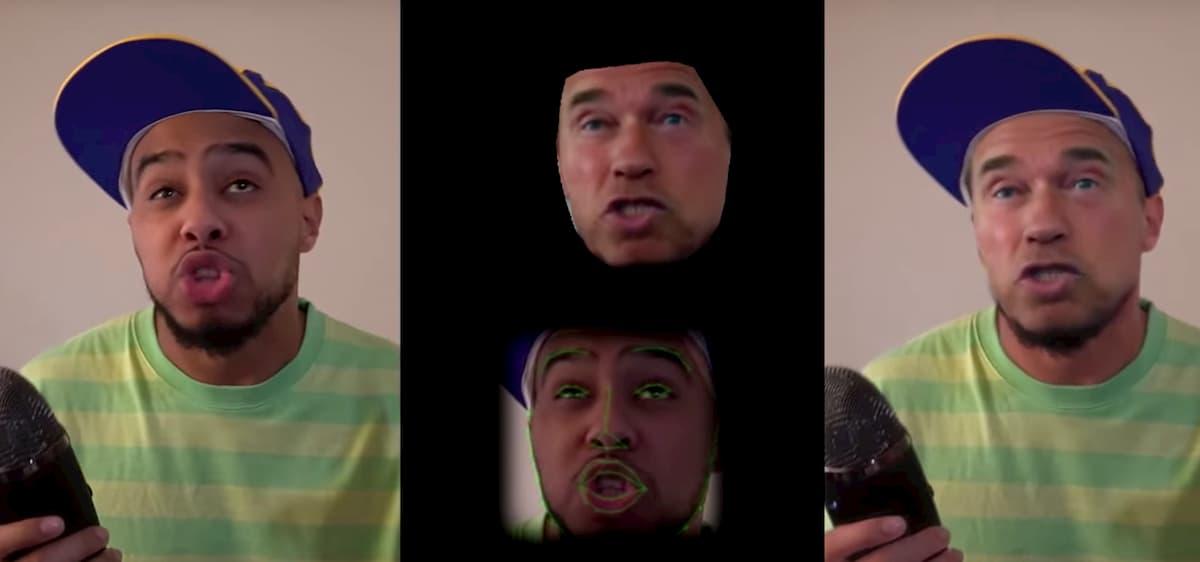 Fresh Prince of Bel-Air Deep Fake VFX | Ein Mann, ein Song, 8 Gesichter