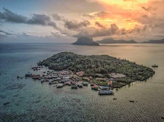 Selakan Dive Lodge, Pulau Selakan