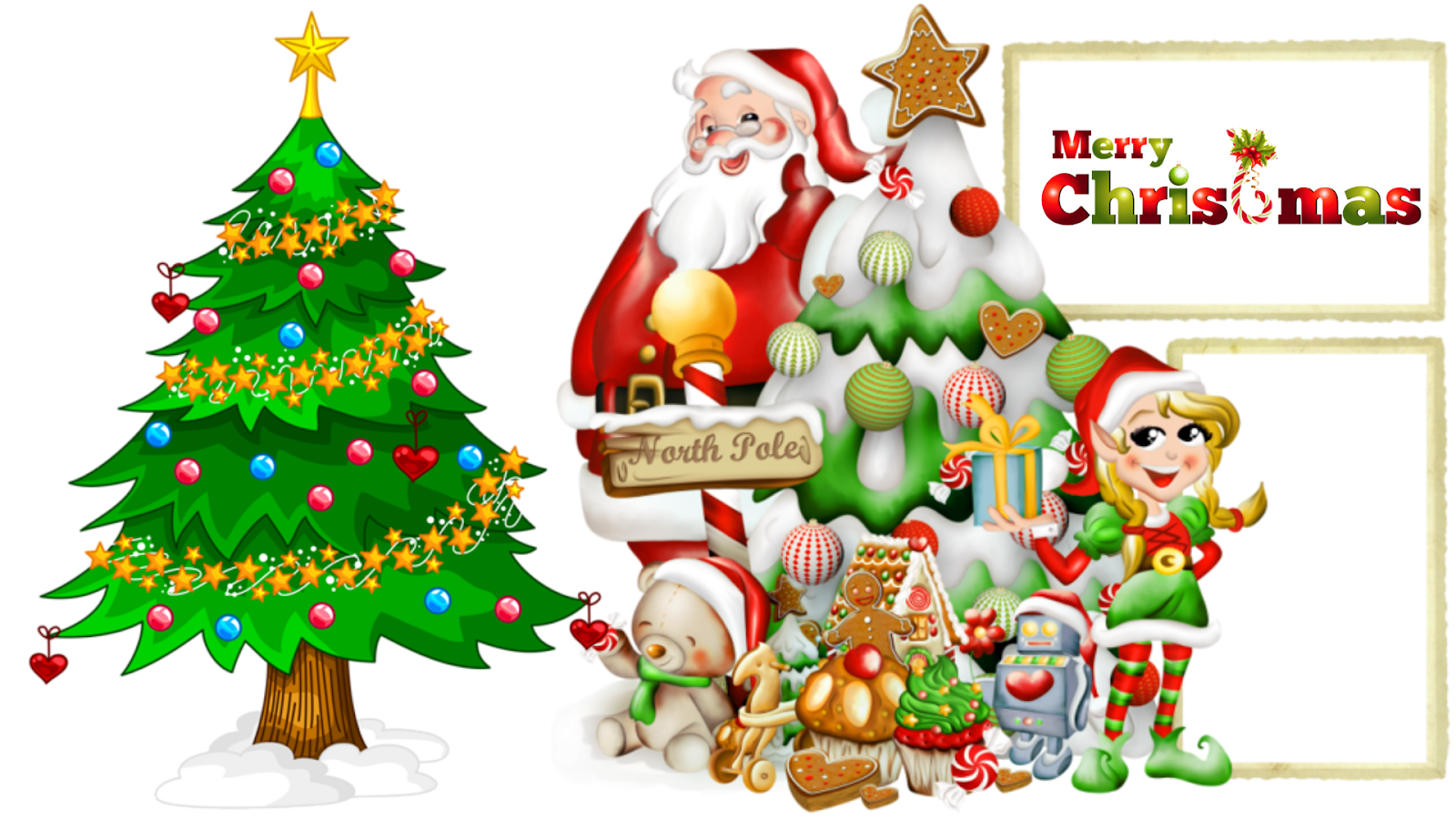 Merry Christmas Day Wishing Greetings Card, Quotes, Sms, Messages