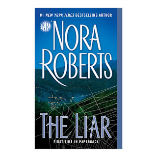 "Nora Roberts ""The Liar"" Book Cover - Source: Amazon"