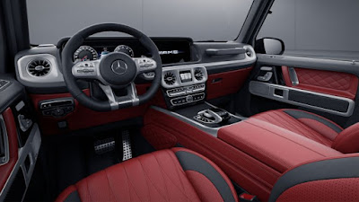 2020 Mercedes-Benz AMG G63