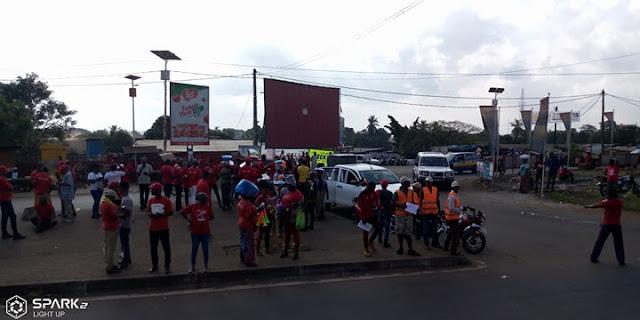 Guinée/Conakry: Marche du FNDC, il est 10 heures aucun leader n'est encore présent