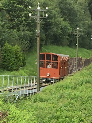 Heidelberg's historic Mountain Railway