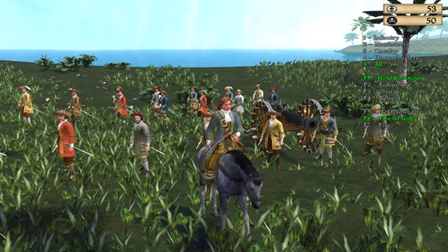 Blood & Gold Caribbean PC Game