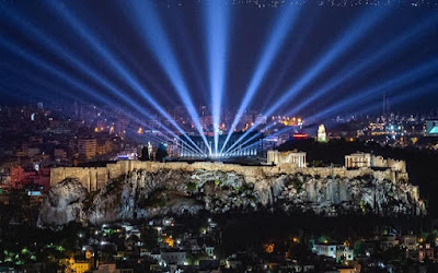 Gavriil Papadiotis Instagram Acropolis of Athens