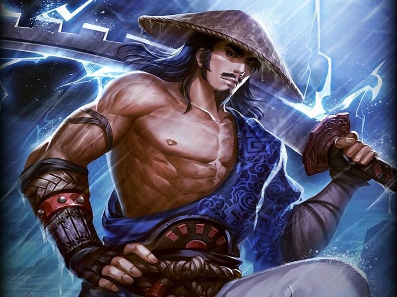 Susanoo - Deus do Mar e Das Tempestades na Mitologia Japonesa
