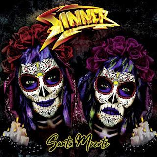 """Το βίντεο των Sinner για το """"Santa Muerte"""" από το ομότιτλο album"""