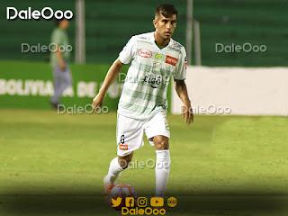 """Carlos """"Ricky"""" Añez jugó su último partido con la camiseta de Oriente Petrolero - DaleOoo"""