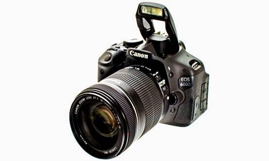 Harga Camera Canon EOS 600D dan Spesifikasi Lengkap Terbaru