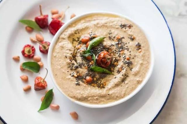 मूंगफली की चटनी बनाने की विधि – Peanut Chutney Recipe in Hindi