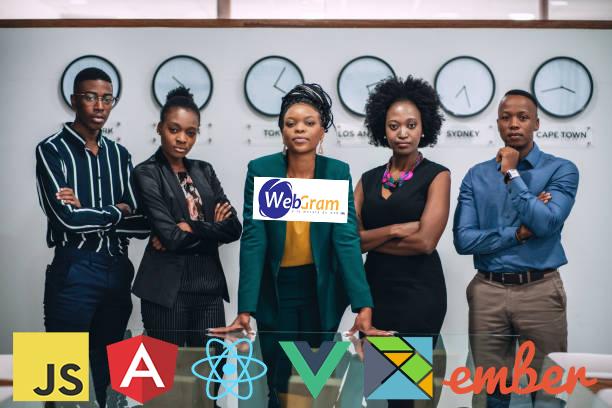 WEBGRAM, société informatique basée à Dakar-Sénégal, leader en Afrique, ingénierie logicielle, développement de logiciels, systèmes informatiques, systèmes d'informations, développement d'applications web et mobile, Les types de framework
