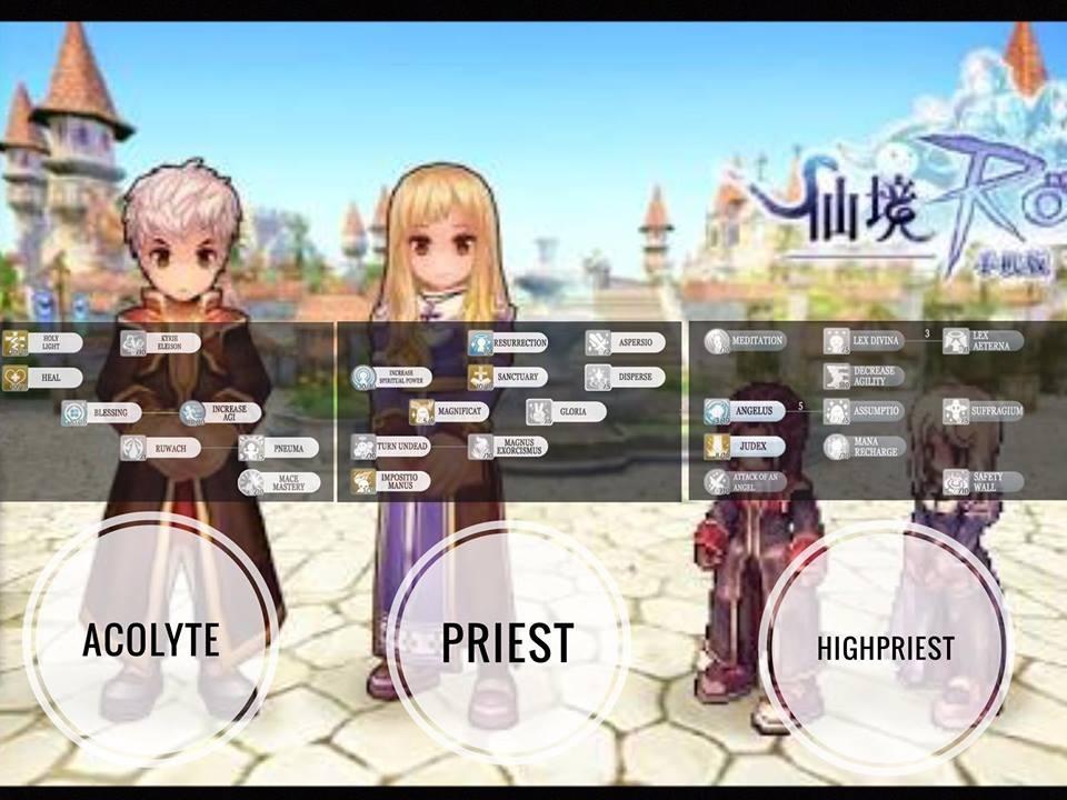 MMORPG list Philippines: Ragnarok Mobile Philippines! (China Server)