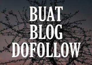 Tingkat trafik buat blog dofolow
