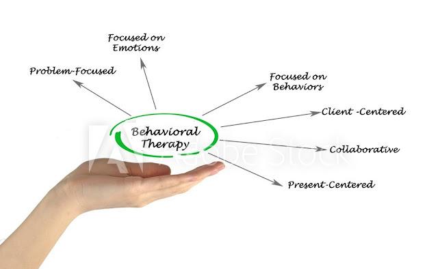 Behavioral therapy for depression