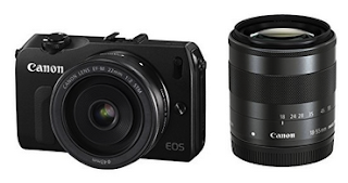 Canon EOS M ファームウエア Version 2.0.3