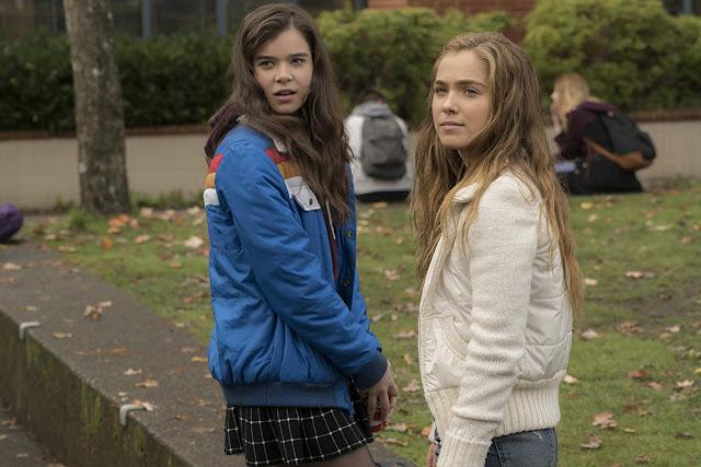 Sinopsis Film The Edge of Seventeen (2016)