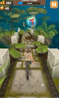 Relic Runway jogo online da Gemioli