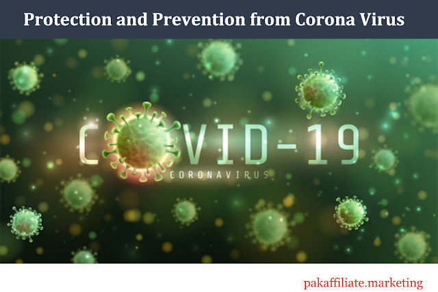 Prevention from Corona Virus