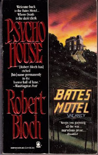 13 Reads of Horror! - Psycho House by Robert Bloch