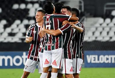 Partiu Série B! Goiás é goleado pelo Fluminense e fica dependendo de um milagre para se manter na Série A