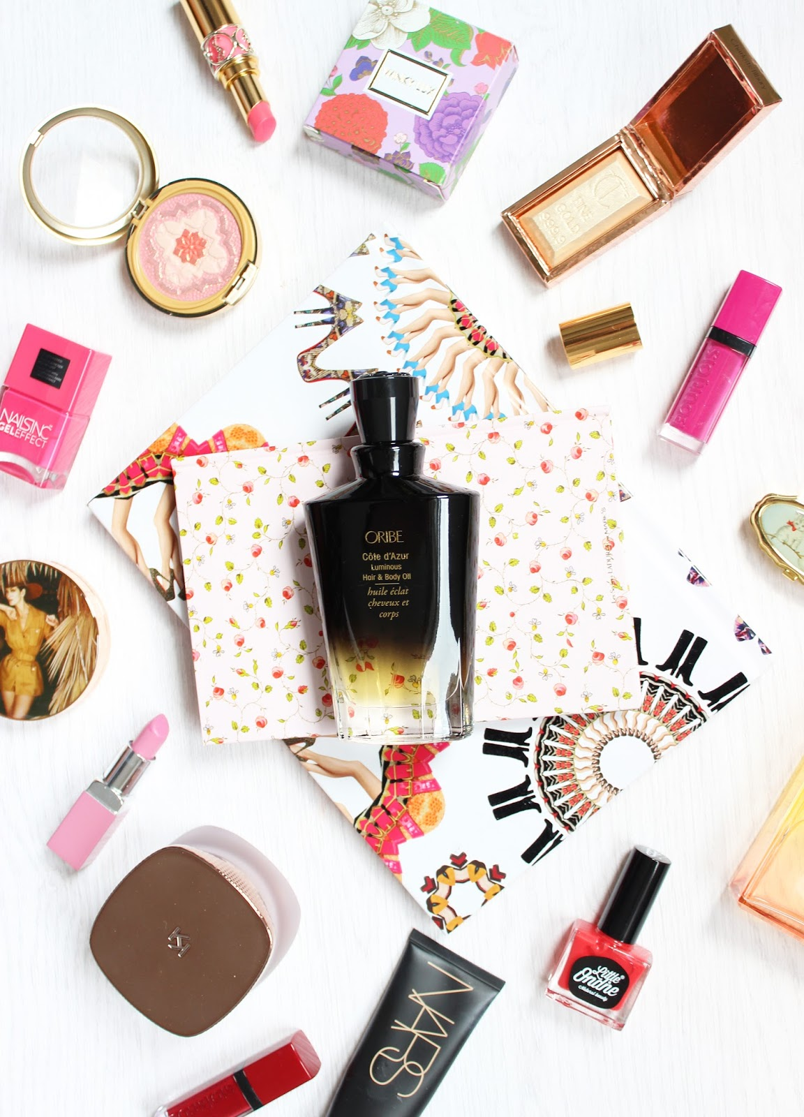 Oribe Cote d'Azur Hair and Body Oil review