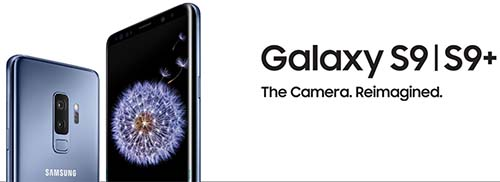 Buy Samsung Galaxy S9 and S9 Plus