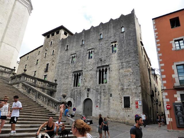 Escalinata Catedral de Girona
