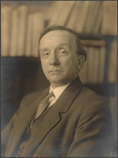 A. St. John Adcock in 1920s