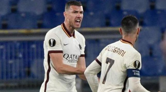 La Roma soffre con I'Ajax ma passa: è in semifinale di Europa League
