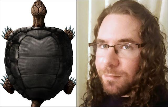 Dr Tomasz Szczygielski ewolucja żółwi