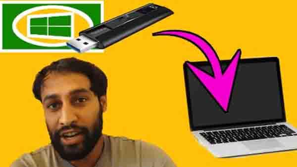 شرح كيفية تثبيت أنظمة الويندوز من الفلاش ميموري USB بسهولة تامة ، أفضل طريقة