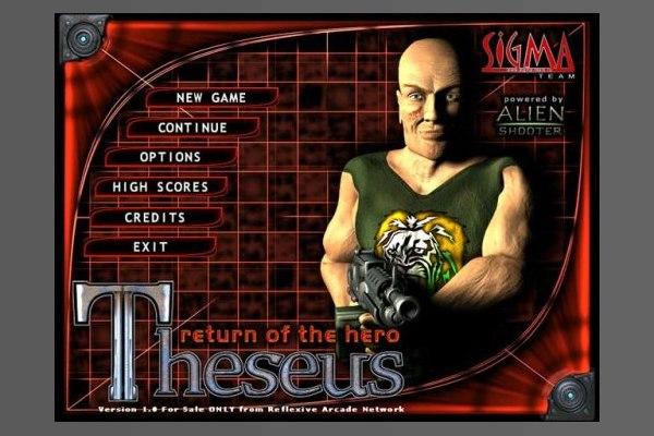 «Theseus - Return of the Hero» - Η επιστροφή ενός ήρωα