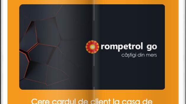 ROMPETROL Go pareri CARD cu puncte de fidelitate. Beneficii card Rompetrol GO conform Regulamentului.