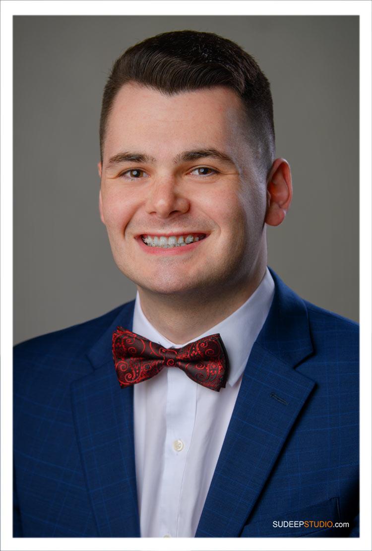 Dentist Headshot for Clinic Website Social Media by SudeepStudio.com Ann Arbor Headshot Photographer